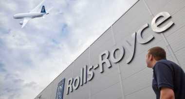 Produsen Rolls-Royce Tepergok Masalah Suap