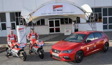 Produsen Mobil Seat Resmi Sponsori Lorenzo dan Dovizioso di MotoGP