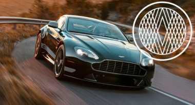 Aston Martin Ajukan Paten Perubahan Logo Barunya
