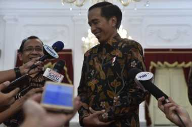 \Jokowi: Kerugian Kebakaran Hutan Rp220 Triliun Bukan Angka yang Kecil\