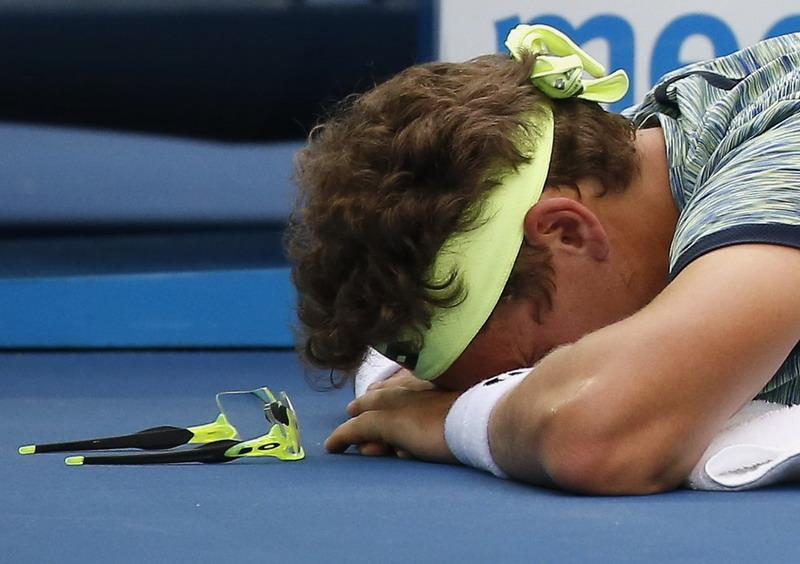 Sang Penakluk Novak Djokovic Gagal Maju ke Perempatfinal Australia Open 2017