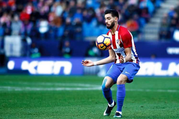 Atletico Madrid Telah Menerima Tawaran dari Manchester United untuk Yannick Carrasco