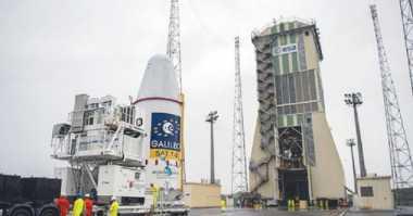 10 Jam Atom Gagal di Navigasi Satelit Galileo