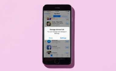 Cara Melonggarkan Memori di iPhone (2-Selesai)