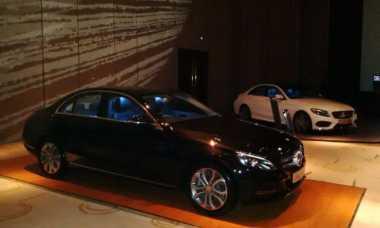 Mercedes Benz Jual 3.300 Mobil di Indonesia, C Class Jadi Primadona