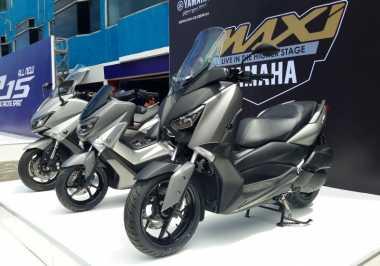 Hadirkan Skutik XMax, Yamaha Indonesia: Konsumen Mau yang Lebih Tinggi Lagi