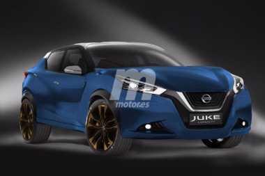 Mengusung Desain Radikal, Inilah Gambar Penggoda Nissan Juke
