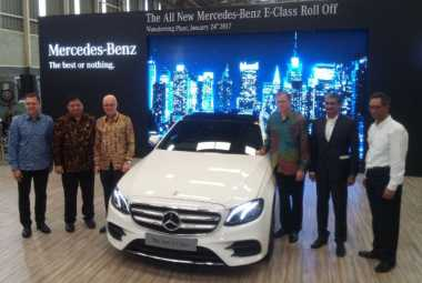 Dirakit di Indonesia, Harga Mercedes Benz E Class Terbaru Turun?