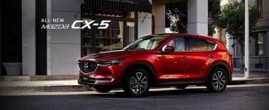Mazda CX5 Kapasitas Tujuh Penumpang Meluncur Tahun Ini