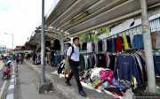 Pedagang Pasar Senen Menolak Direlokasi ke Blok V