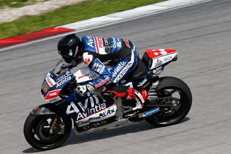 Loris Baz Tak Sabar Bekerja Sama dengan Mantan Pembalap Superbike