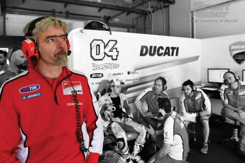 Ducati Beruntung Miliki Casey Stoner sebagai Test Rider