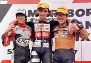 Sportpedia: Kemenangan Pertama Valentino Rossi di Kelas 250 cc