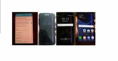 Pengguna Keluhkan Masalah Garis Pink Vertikal Galaxy S7 Edge
