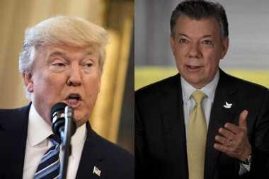 100 HARI TRUMP: Presiden Kolombia Meminta Trump Dukung Kesepakatan Damai Negaranya
