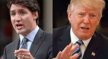 100 HARI TRUMP: Presiden AS dan PM Kanada Bahas Isu Perempuan