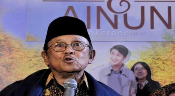 BJ Habibie: Gimana Bisa Bersaing, Kita Impor Seenaknya Saja!