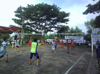 Gelar Turnamen Voli HT Cup, Perindo Ingin Cari Bibit Muda Berprestasi