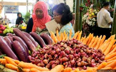 \Inflasi Bahan Makanan Dijaga di Level 1%\
