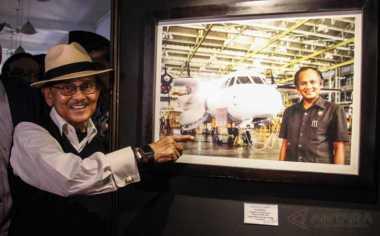 \HOT SHOT: BJ Habibie Wujudkan Mimpi Industri Penerbangan RI\