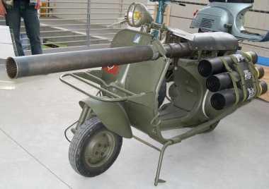 Nih, 10 Motor Terbaik yang Digunakan Perang (1)