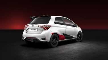 Toyota Yaris Akan Menggunakan Mesin Supercharge
