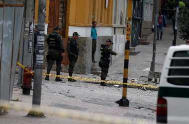 Ledakan Dekat Arena Adu Banteng Kolombia Tewaskan Satu Polisi