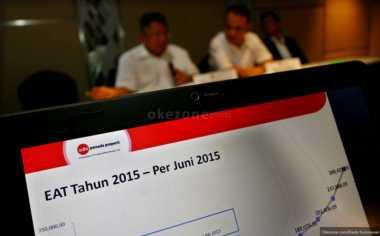 \   Laba Bersih Adhi Karya Terpuruk 32,40% ke Rp313 Miliar   \