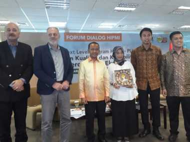 \Pesan Pendiri Burger King untuk Pelaku UKM Indonesia\