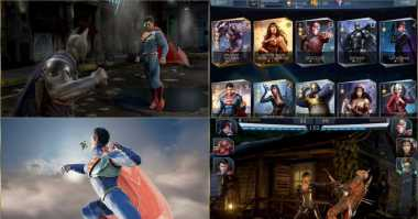 Injustice 2 Siap Dirilis di iOS dan Android
