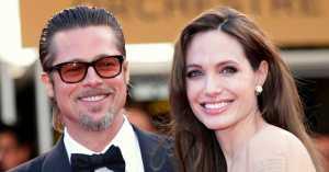 Brad Pitt Santai Tanggapi Kabar Kencan Angelina Jolie dan Jared Leto