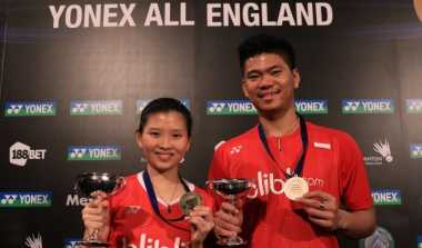 Juara Bertahan Ganda Campuran, Praven/Debby Tantang Pasangan Muda Jepang di Babak Pertama All England 2017
