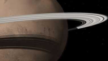 Mars Kemungkinan Akan Memiliki Cincin