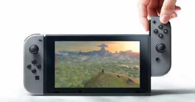 Belum Rilis, Nintendo Klaim Switch Telah Dicuri!