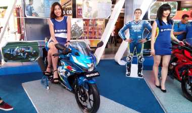 Lewat Duo GSX 150 Suzuki Ingin Curi 15% Pasar Motor Sport 150 Cc