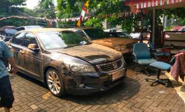 Bagian Mobil yang Paling Rentan Rusak Akibat Melibas Banjir