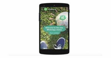 Status Pengguna WhatsApp Bakal Mirip Stories Snapchat