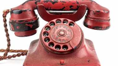 \Wih, Telepon Milik Hitler Terjual Rp3,2 Miliar\