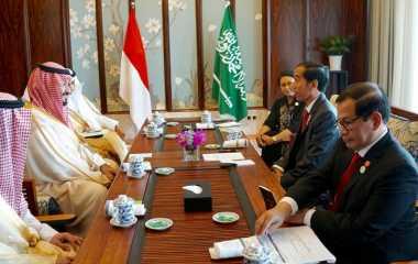\5 Kesepakatan Indonesia-Arab Saudi pada Kunjungan Raja Salman\