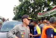 Kapolda Metro: Banjir di Cipinang Melayu Paling Parah