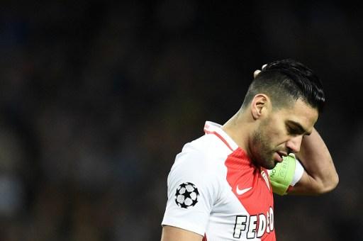 Tandukkan Falcao Sukses Samakan Kedudukan 1-1 dengan Man City