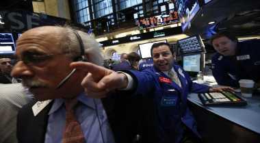 \Wall Street Tergelincir Harga Minyak Dunia\