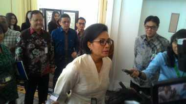 \Tugas Baru Menteri Basuki: Jaga Kesehatan Sri Mulyani\