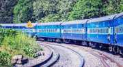 "TOP TRAVEL: Cara Ampuh ""Selamat"" saat Naik Kereta di India"