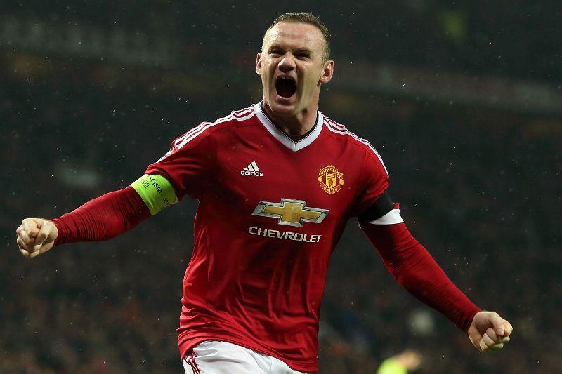Kembali Berlatih, Rooney Kemungkinan Besar Perkuat Man United Lawan Saint-Etienne