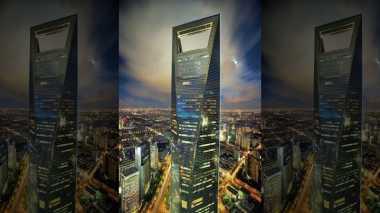 \Begini Cara Arsitek Manipulasi Eksterior Gedung Pencakar Langit\