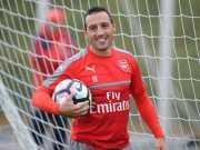 AC Milan Tertarik Datangkan Santi Cazorla