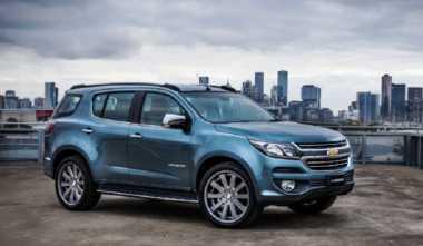 Chevrolet Trailblazer Terbaru Bisa Minum Biosolar