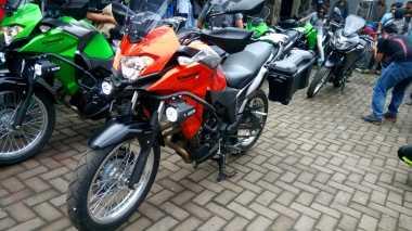 Kawasaki Versys-X 250 Dipesan 1.200 Unit