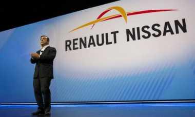 Carlos Ghosn Mundur Sebagai CEO Nissan